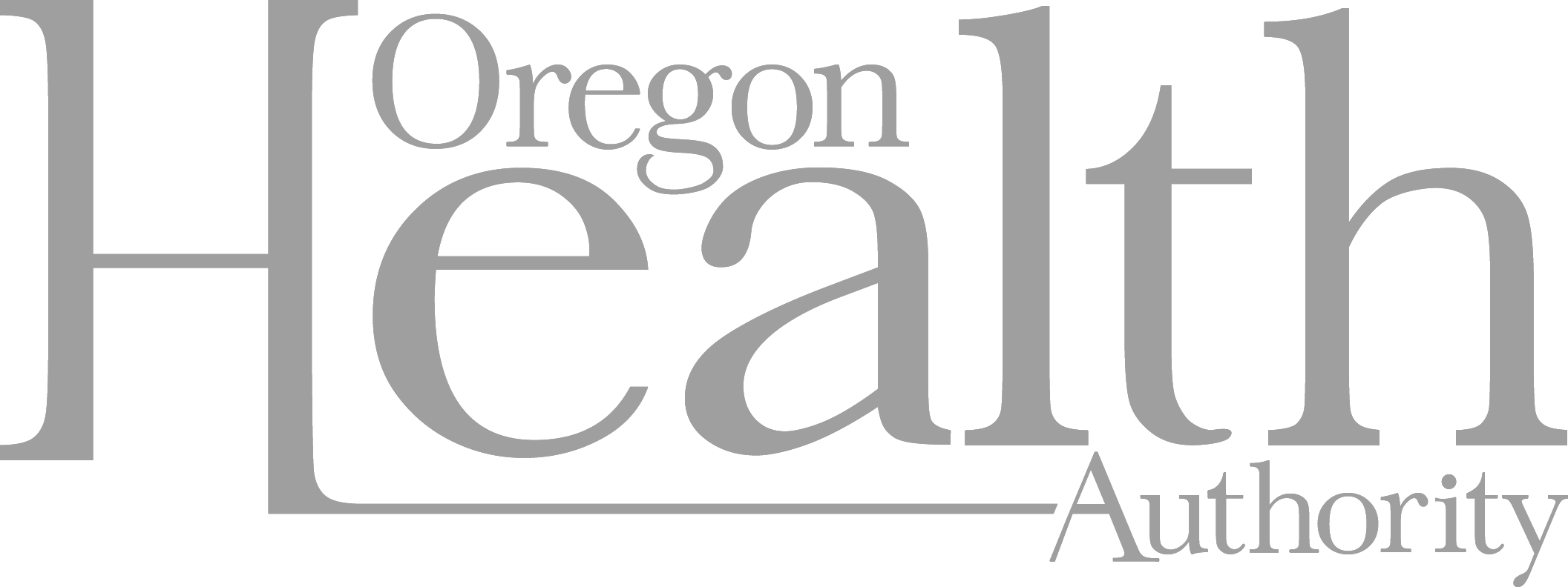 Logo for Oregon Health Authority